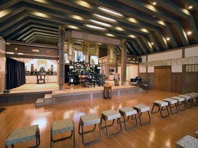 市ヶ谷 坂の上 堂内廟 ギャラリー
