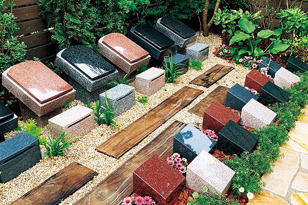 称名寺 樹木葬 庭苑墓 合同墓について02